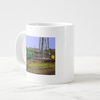 07 Mud Logging tlr copy Large Coffee Mug