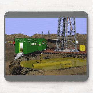 07 Mud Logging tlr copy Mouse Pad