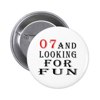 07 y buscar diseños del cumpleaños de la diversión pin