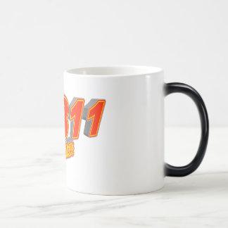 0811 Chongqing Magic Mug