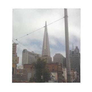 08301143 San Francisco Blocs De Notas