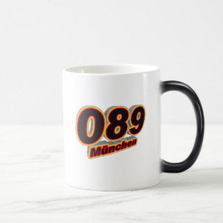 089 Muenchen Coffee Mugs