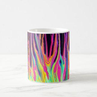 "#08 ""Absolute Zero Flames"", Phantasmagoria Series Coffee Mug"