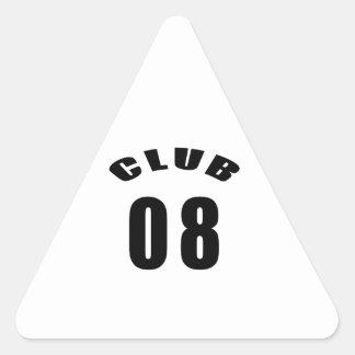 08 Club Birthday Designs Stickers