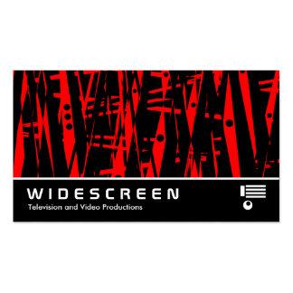 08 con pantalla grande tarjetas de visita