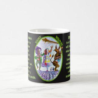 08. Eight of Wands - Alice tarot Coffee Mug