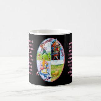 08. Strength - Alice tarot Coffee Mug