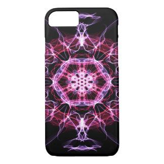 08 Strength Tarot Mandala Apple iPhone 7 Case