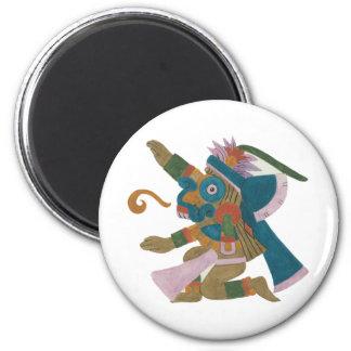 08.Tlaloc - Mayan /Aztec Creator good Magnet