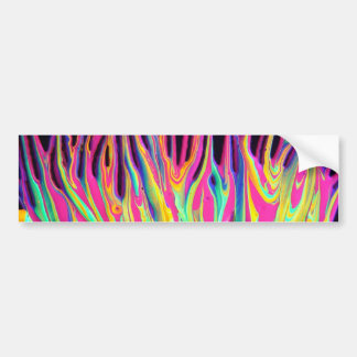 "#08 TLuv.Design© ""Phantasmagoria"" Series Car Bumper Sticker"