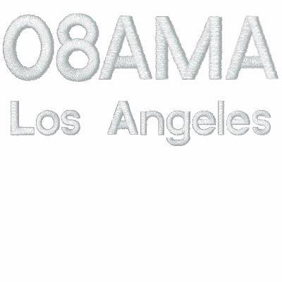 08AMA, Los Ángeles Sudadera Con Capucha