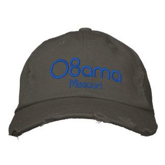 08ama, Missouri Embroidered Baseball Hat