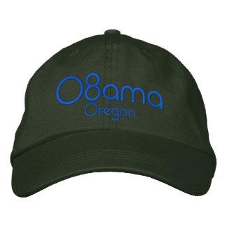08ama, Oregon Gorra De Beisbol Bordada