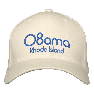 08ama, Rhode Island Gorra De Beisbol