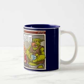 090126 Two-Tone COFFEE MUG