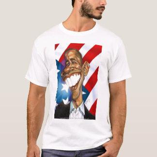 090424_Obama-Omage_color, copyright Patrick Dea... T-Shirt