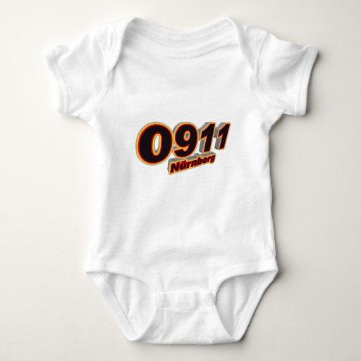 0911 Nuremberg Camiseta