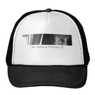 0917071458 - Copy (2), Mr Joshua William Trucker Hat