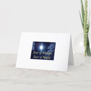 Jesus in the clouds cards zazzle 0925081441 star of wonder star of might holiday card m4hsunfo