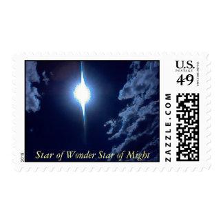 0925081441, Star of Wonder Star of Might Postage Stamp