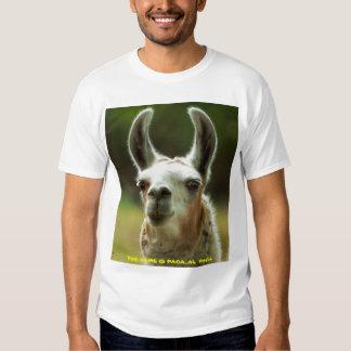 092810-35-ATS   THE NAME IS PACA...AL PACA T-Shirt