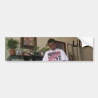 098, Lil D Bumper Sticker