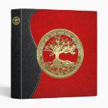 [09] Árbol de la vida céltico de oro