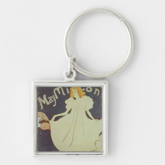09:May Milton, France, 1895 Keychains