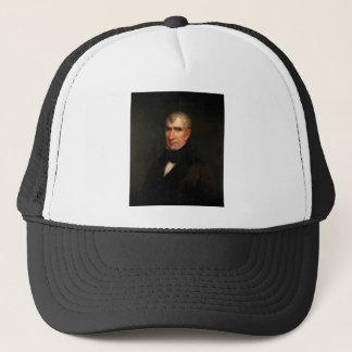 09 William Henry Harrison Trucker Hat