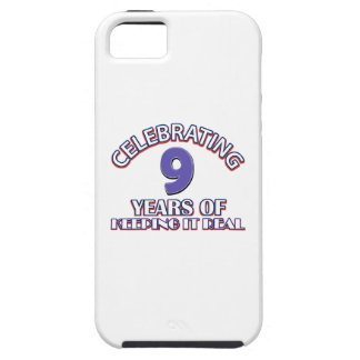 09 year birthday gifts iPhone 5 covers