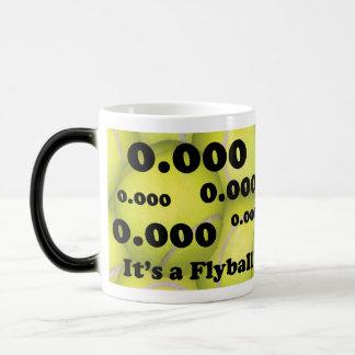 0.000, the perfect Flyball start! Morphing Mug