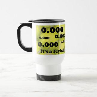 0.000, the perfect Flyball start! Travel Mug