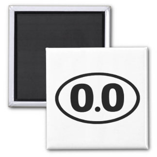 0.0 2 INCH SQUARE MAGNET