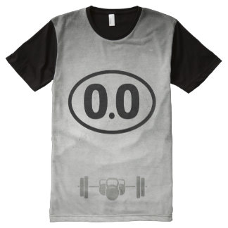 0.0 All-Over-Print T-Shirt