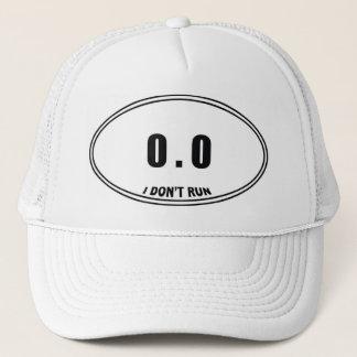 0.0 I Don't Run Hat