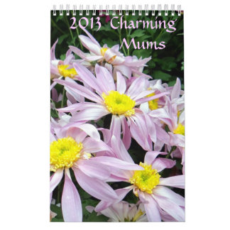 0 2013 Charming Mums Calendar