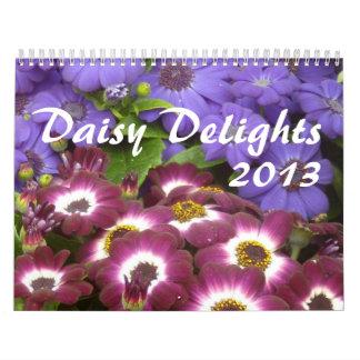 0 2013 Daisy Delights Calendar