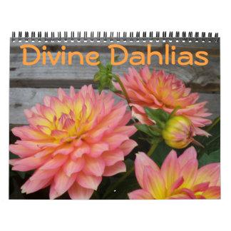 0 2013 Divine Dahlias Calendar