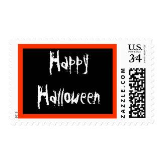 0 29 cent Happy Halloween Postage Stamp