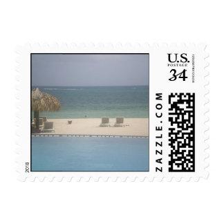 0 29 cent posage destination wedding postage stamp