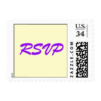 $0.29 cent postage RSVP