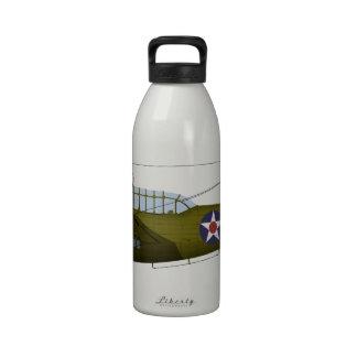 0-47A norteamericano 98300 Botella De Agua