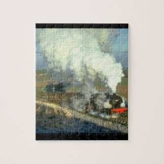 0-6-0 No.'s 68006 and 68012_Steam Trains Jigsaw Puzzle
