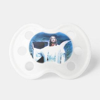 0-6 MO.  PACIFIER-NUK       JESUS