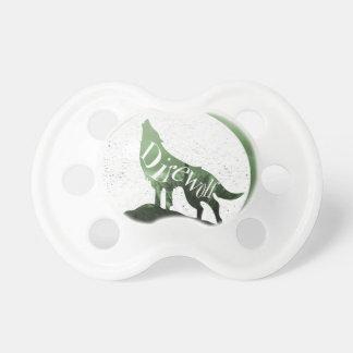 0-6 months BooginHead® Pacifier Direwolf Howling
