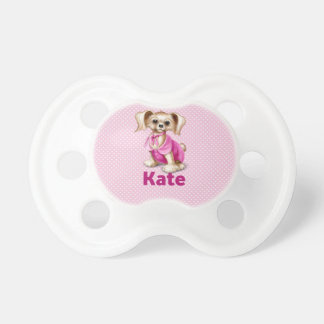 0-6 months BooginHead® Pacifier, Kate Pacifier