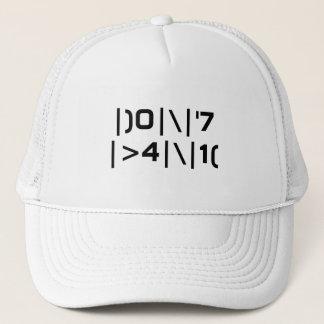 |) 0| \ |' 7% pipe%>4| \ |1 ( trucker hat