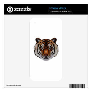 0 BUBBLE ZAZZ DECAL FOR THE iPhone 4S