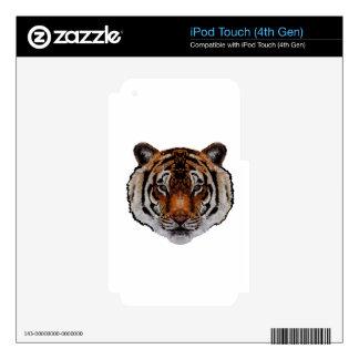 0 BUBBLE ZAZZ iPod TOUCH 4G SKIN