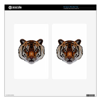 0 BUBBLE ZAZZ SKINS FOR KINDLE FIRE